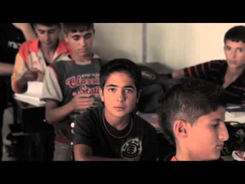 WorldLeadersTV: SYRIAN REFUGEES in IRAQ: UNICEF's PAU GASOL, NBA BASKETBALL PLAYER VISIT