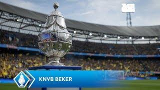 KNVB Beker: we gaan weer beginnen!
