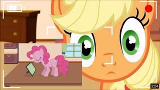 Yoshi Reacts: My Chibi Pony: Revenge of the sis + Your Little Cat