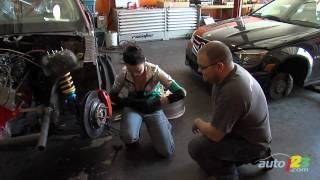 The Auto123 Show 26x04 - Carl Nadeau's Drift Car