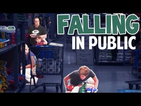 Falling in Public with Connor Franta