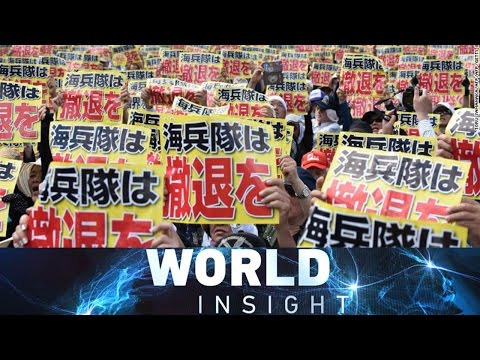 World Insight 06/22/2016 Japanese protest US bases; TPP agreement