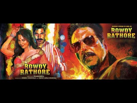 Rowdy Rathore | Official Trailer 2012 | Akshay Kumar I Sonakshi...