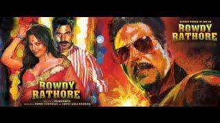 Rowdy Rathore | Official Trailer 2012 | Akshay Kumar I Sonakshi Sinha