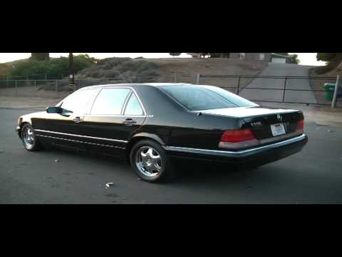 Mb 600 videolike for 1996 mercedes benz s600 for sale