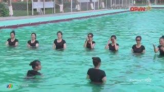 Những nữ tân binh Quân đội nhân dân Việt Nam