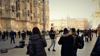 Download lagu Dance Monkey - Live Street Sax in Milan