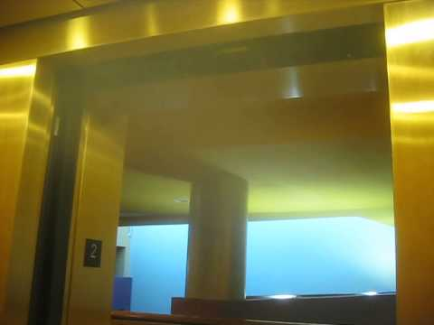 Otis Hydraulic Elevator At Embassy Suites Frisco Conference Center