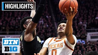 Highlights: Longhorns Edge Boilermakers | Texas at Purdue | Nov. 9, 2019