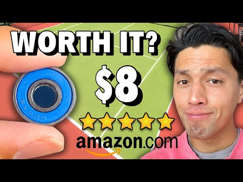 I Bought Amazon's Highest Rated Skateboard Bearings!