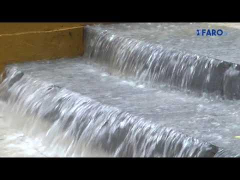 فيضانات كبيرة بمدينة سبتة المحتلة