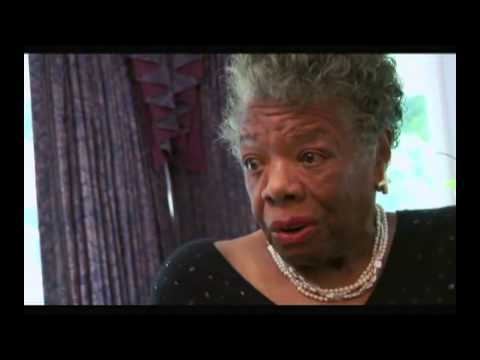 Maya Angelou Telling an Amazing Story to Dave Chappelle