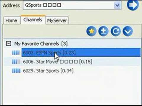 P2Psoccer.com SopCast How 2 Use