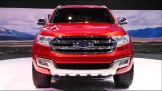 2015 model ford ranger