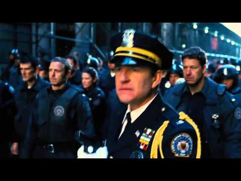 The Dark Knight Rises - Police vs. Bane's Army Charge (HD) IMAX