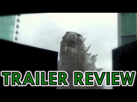 RMN: Godzilla Main Trailer Review