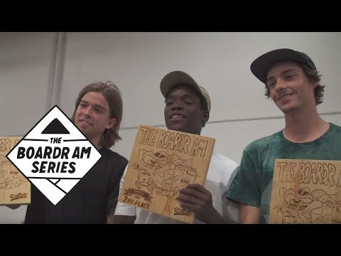 Remember When Zion Wright Skated The Boardr Am?