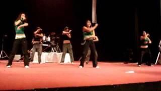 Gjimnazi Hajdar Dushi - vallzim modern