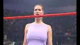 Download Chris Jericho insults Stephanie McMahon in RAW 3Gp Mp4