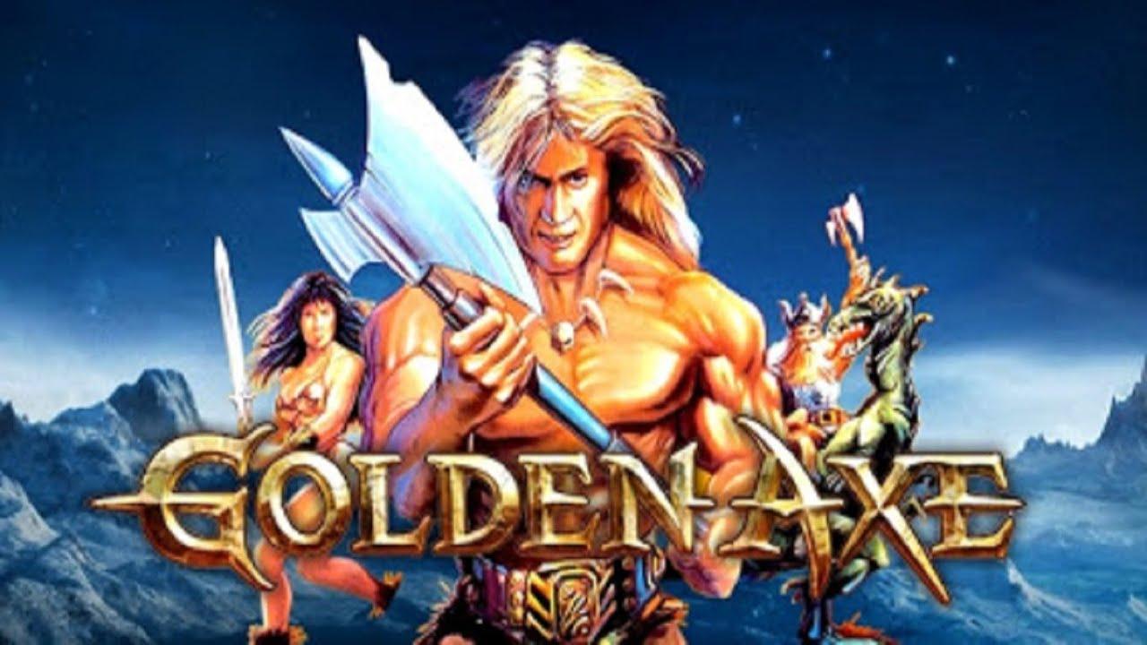 Golden Axe Beast Rider ax Battler Golden Axe ax Battler