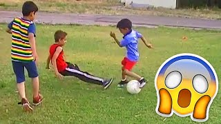 BEST SOCCER FOOTBALL VINES - GOALS, SKILLS, FAILS #25