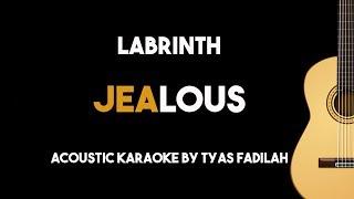Labrinth - Jealous (Acoustic Guitar Karaoke Version)