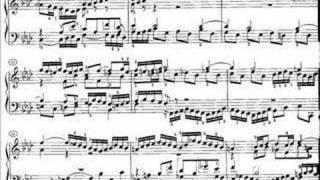 バッハ 平均律第1集17番前奏曲&...