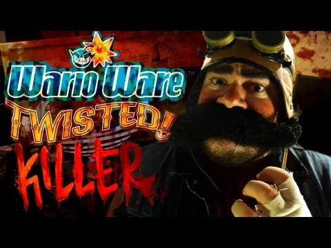 Warioware Twisted Killer