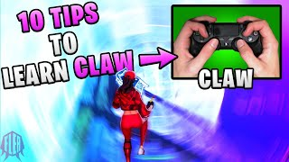 10 USEFUL TIPS TO LEARN CLAW...