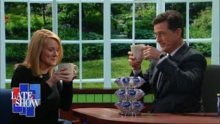"Laura Linney and Stephen Announce ""Yesterday's Coffee Singles"""