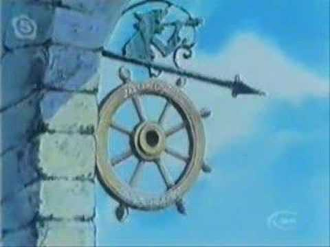 Die Schatzinsel german Cartoon Intro
