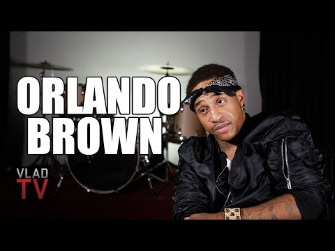 Orlando Brown on Marcus Paulk Beef: I Sent People to Kidnap Him