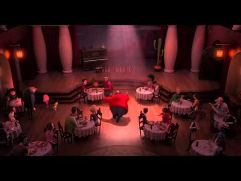 Despicable Me 2: Eduardo Salsa Dances To cielito Lindo video