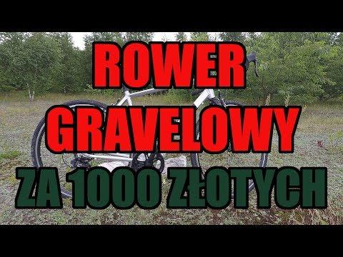 B'Twin Triban 100 - Test Roweru Grawelowego Za 1000 Zł // Rowerowe Porady