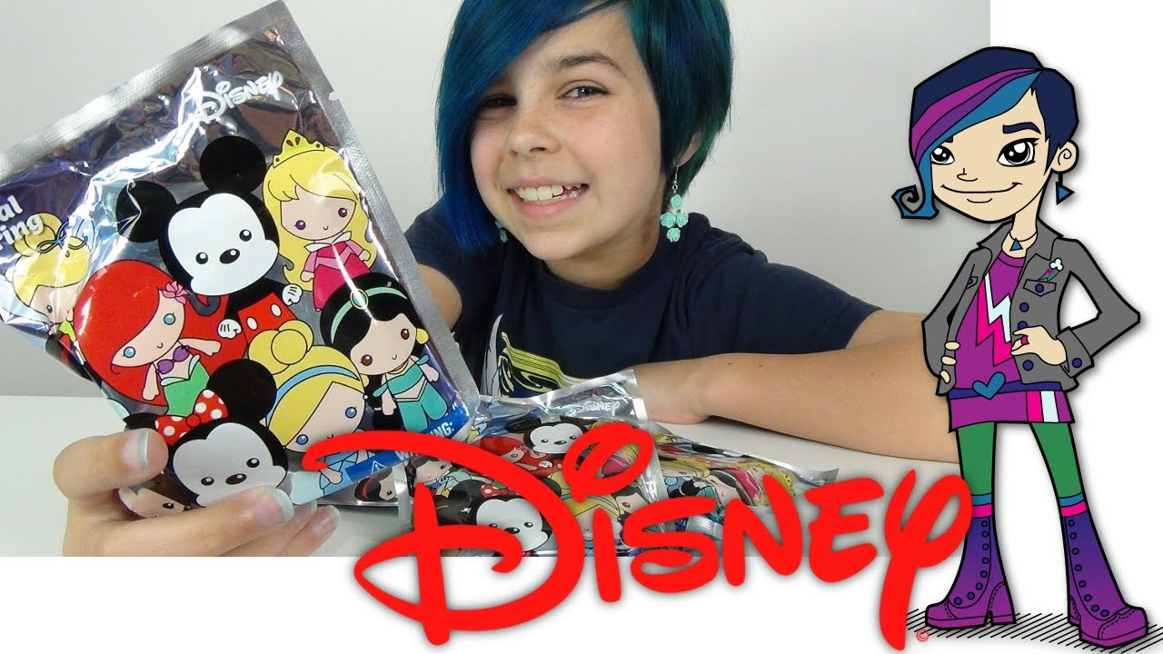 Disney Surprise Blind Bag Figural Keyring Mickey