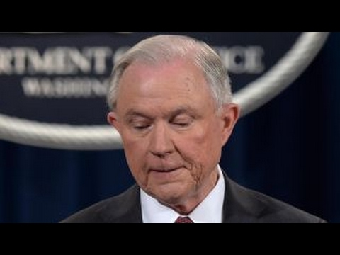 Sessions will not be a part of any investigation into Russia