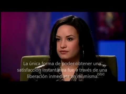 Entrevista Demi Lovato 22-04 2011 subtitulado