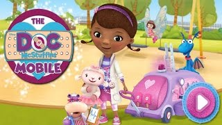 The Doc McStuffins Mobile Great Video For Kids Fun Doc McStuffins Movie Games
