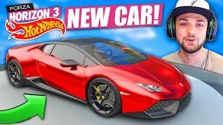 GUYS - CHECK OUT MY BRAND NEW CAR! ?? - Forza Horizon 3 (HOT WHEELS DLC)
