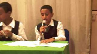 khutba2009(speaches by abdulhamid and suleiman)