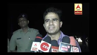 Rajkot Eeco Car Accident : DCP Karan Vaghela Interview At Spot On 8 dead
