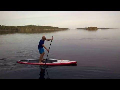 SIC X 12.6 board and Eligo-SUP paddle