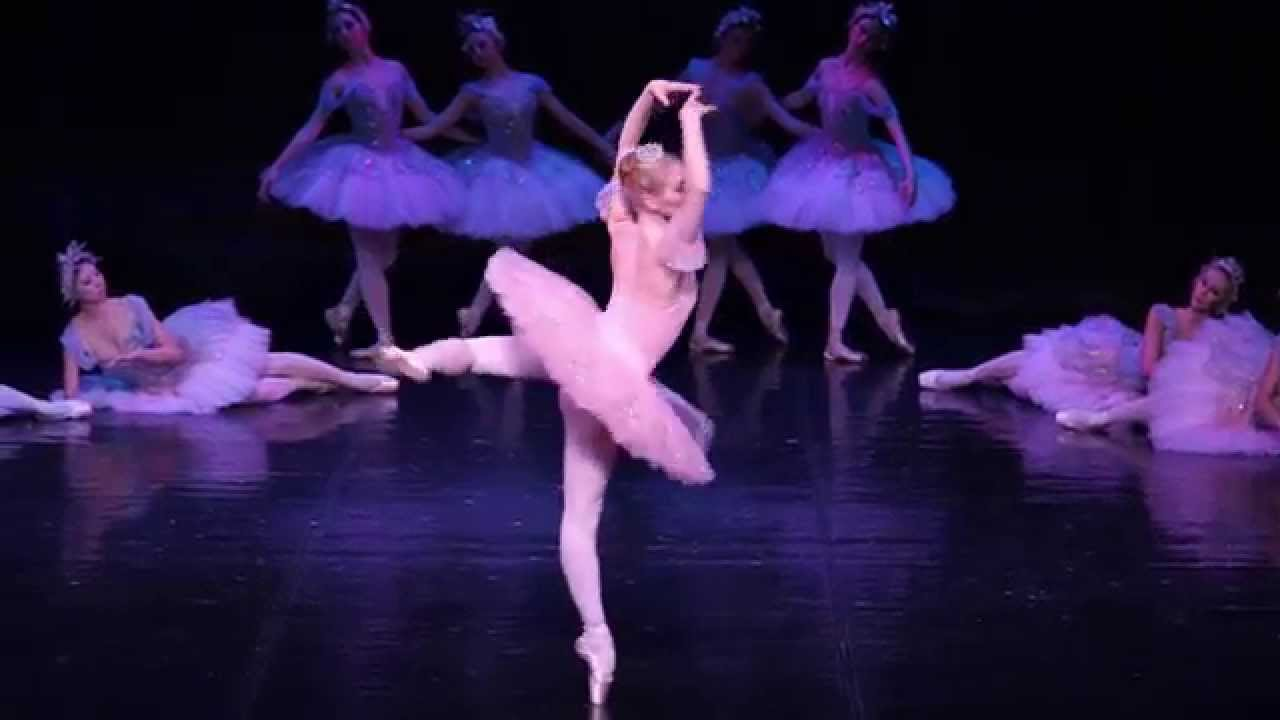 LA BELLE AU BOIS DORMANT Trailer 2014 YouTube # Ballet Belle Au Bois Dormant
