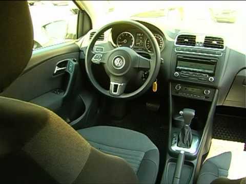 Тест-драйв Volkswagen Polo 3 двери