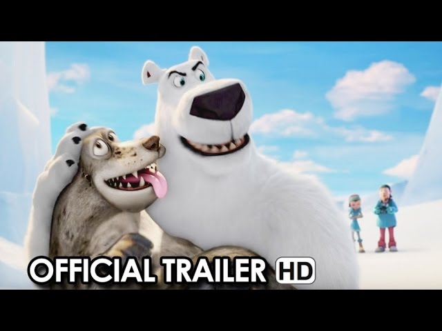 Norm Of The North ft. Heather Graham, Bill Nighy - Official Trailer (2016) - Animation Movie HD