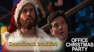Office Christmas Party Soundtrack tracklist