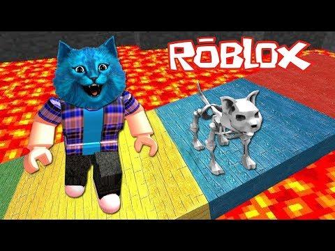 ЧЕЛЛЕНДЖ ИГРЫ в ROBLOX Выживание в Сложных Местах КОТЁНОК ЛАЙК Epic Minigames
