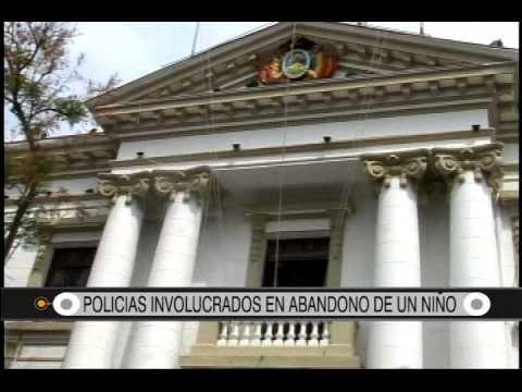 27/08/2014 – 13-36 POLICIAS INVOLUCRADOS EN ABANDONO DE UN NIÑO