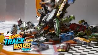 Rush Hour Racers | Track Wars  | Hot Wheels
