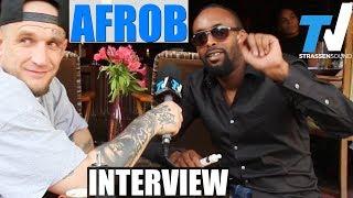 AFROB Interview mit MC Bogy: Album, Rassismus, Politik, Eko, Flüchtling, Farid Bang, Samy Deluxe